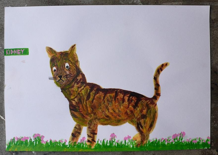 CAGIT (CAT:GIRAFFE:TIGER)