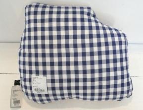 Feline icon cushion-back