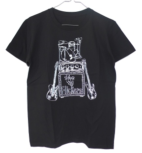 The Flickers 'ONE MAN LIVE' T-Shirt