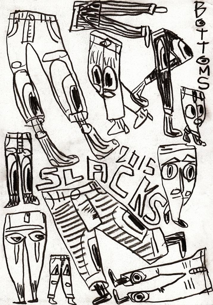SLACKS AND BOTTOMS