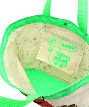 CHUBBYGANG X Rob Kidney tote bag (S/S 2015)
