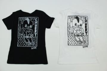 'Chubby Tower' T-Shirt S/S 2015