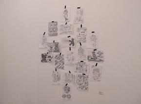 Rob Kidney exhibition at AL gallery