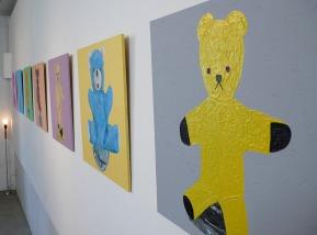 ROB KIDNEY solo exhibition STILL HEAR