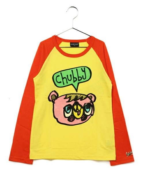 Chubby Bear raglan t-shirt A/W 2015