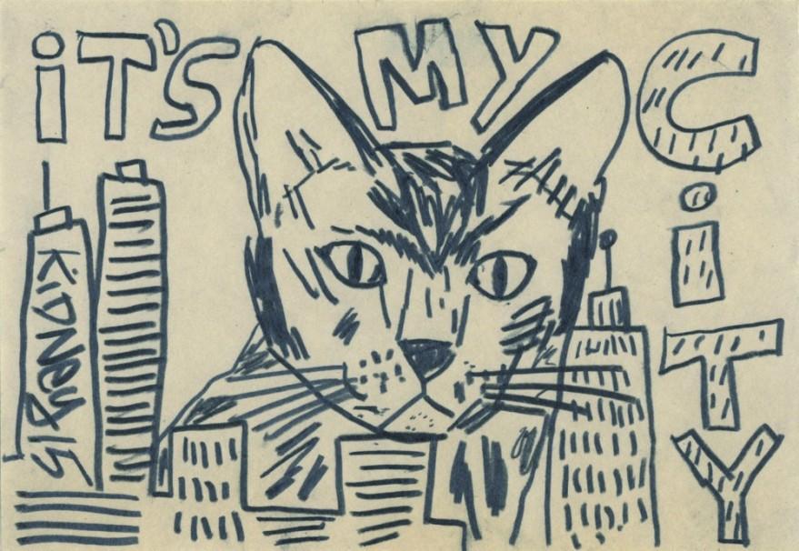 it's my city