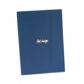 Rob Kidney / 2016 DIARY blue,back