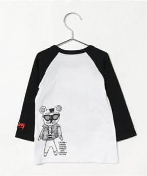 Rob Kidney X CHUBBYGANG 'shopping' raglan