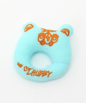 ROB KIDNEY X CHUBBYGANG BABY BEAR RATTLE