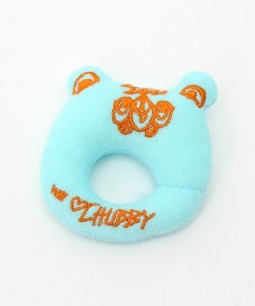 ROB KIDNEY X CHUBBYGANG BABY BEAR RATTLE