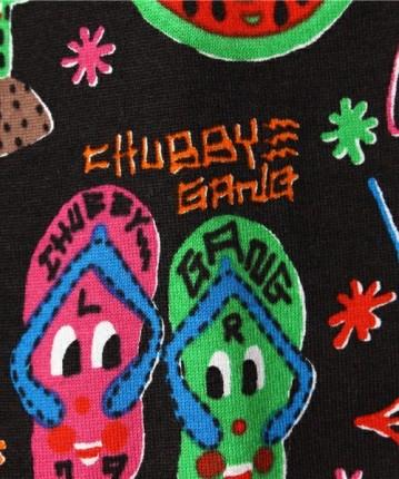 ROB KIDNEY X CHUBBYGANG 'ALOHA' PRINT