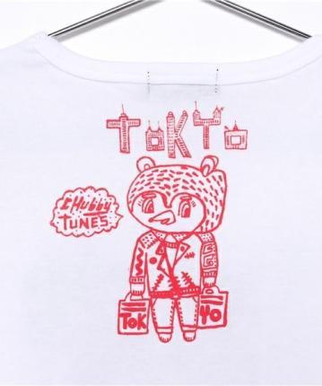 ROB KIDNEY X CHUBBYGANG S/S 2016 T-Shirt