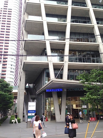 Rob Kidney's Pop-up shop at MARUZEN & JUNKUDO-Osaka
