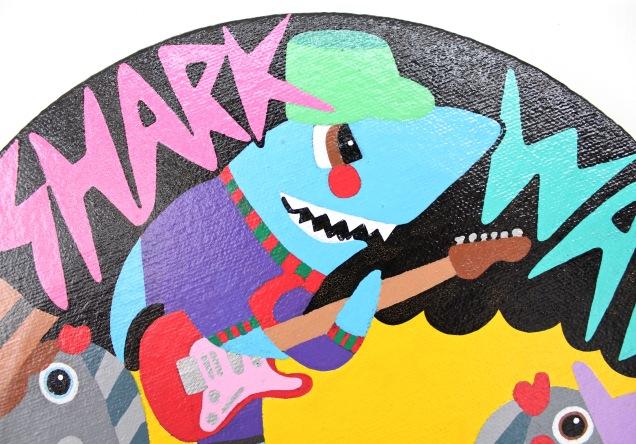 SHARK WAVE CLOSE - 1