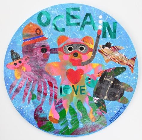 WE LOVE THE OCEAN - 1
