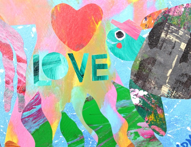 WE LOVE THE OCEAN CLOSE - 1