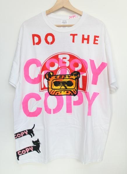 TYCOON TOSH charity Tshirts