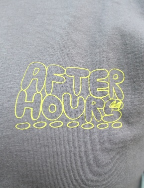 AFTER HOURS × Rob Kidney