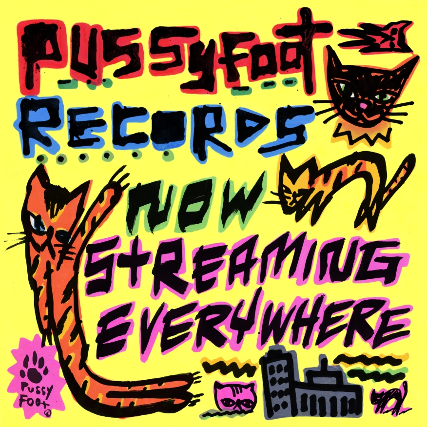 PUSSYFOOT RECORDS