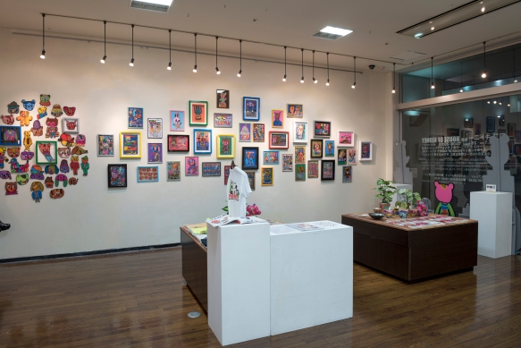 'HOUSE oF KIDNEY' at Za Gallery (Tokyo)